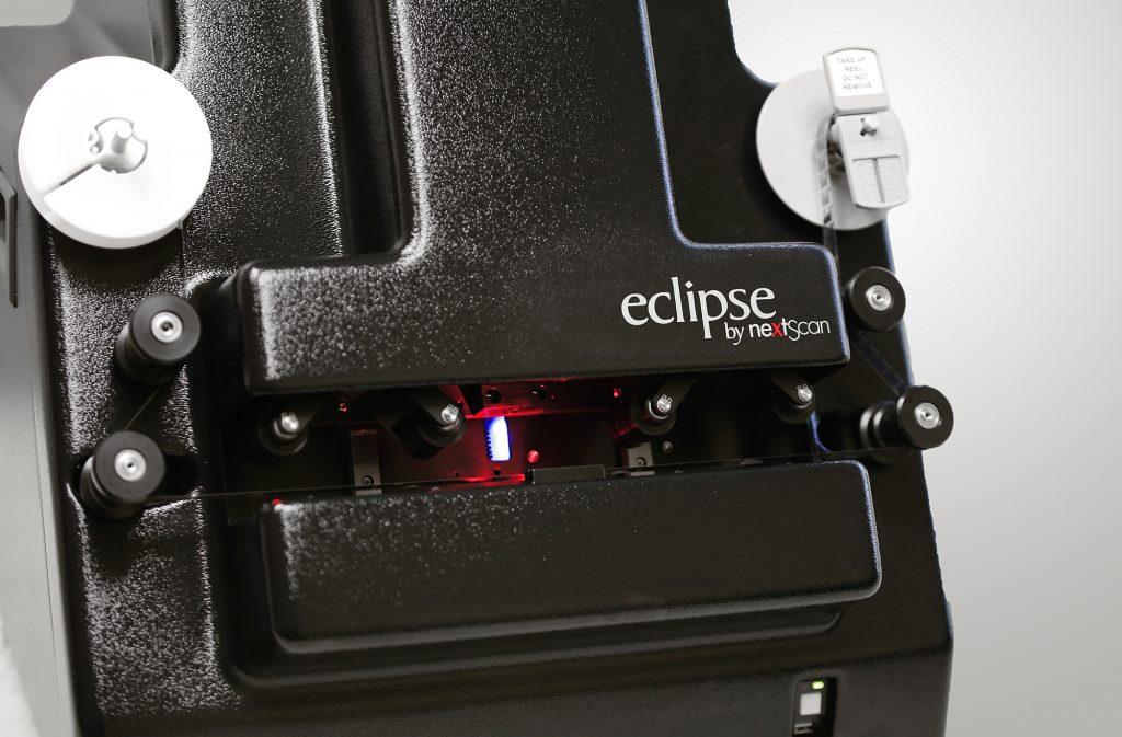 microfilm scanner eclipse