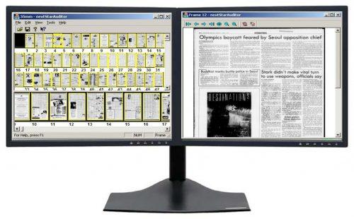 Convert Microfilm to Digital - NextStar Workflow Software for Increased Project Efficeincy
