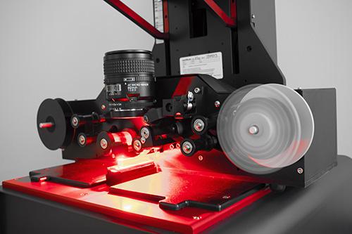 Microform Scanner
